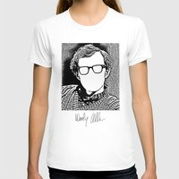 woody allen T-shirts featuring Woody Allen by totemxtotem