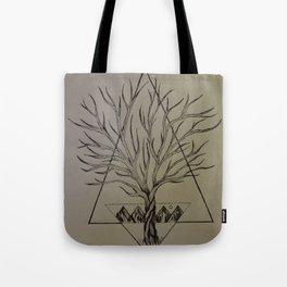 Geo Nature Tote Bag