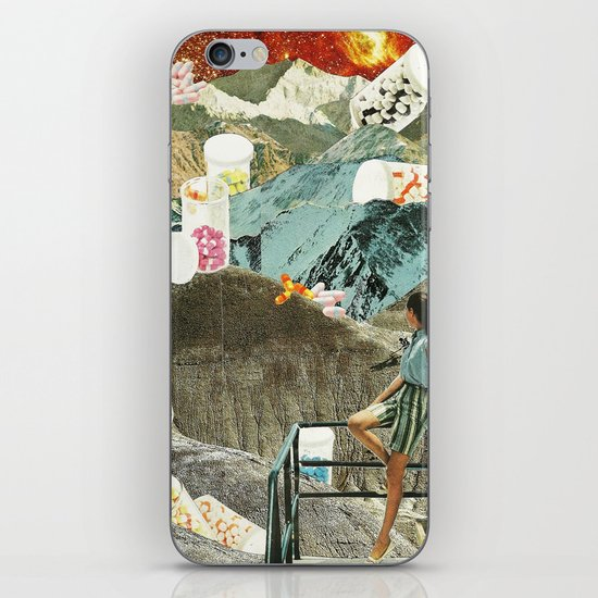 Valley of the Dolls iPhone & iPod Skin