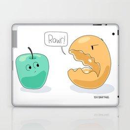 Apples and Oranges Laptop & iPad Skin