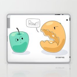 Apples and Oranges Laptop & iPad Skin