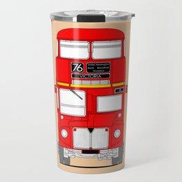 The Routemaster London Bus Travel Mug