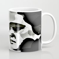 elvis Mugs featuring ELVIS ? by KrisLeov