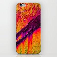 Beauty of Rust iPhone & iPod Skin