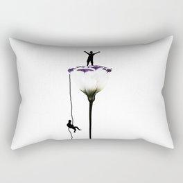 Rose mountain Rectangular Pillow