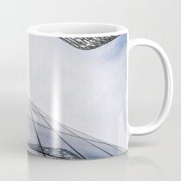 Modern architecture buildings in New York City Coffee Mug