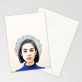 kiko mizuhara Stationery Cards