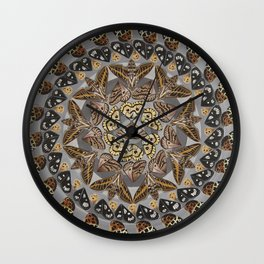 Mothra Wall Clock