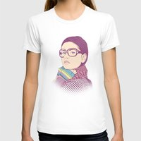 portrait T-shirts featuring Just know who I am.... by CranioDsgn