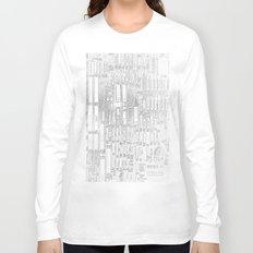Robot People   (A7 B0019) Long Sleeve T-shirt