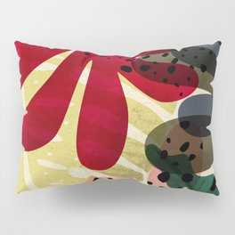 Relaxed in Jungle - The Book Lover Pillow Sham