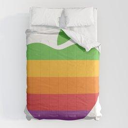Apple Love Comforters