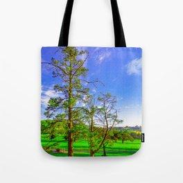 The Three Trees Tote Bag