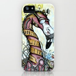 Electrified iPhone Case