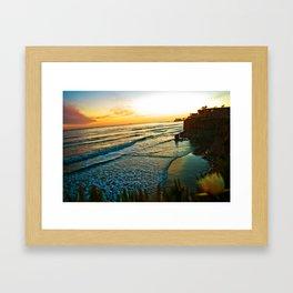 Isla Vista Framed Art Print