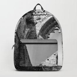 Beauport Abbey Backpack