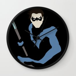 Dick Grayson Wall Clock