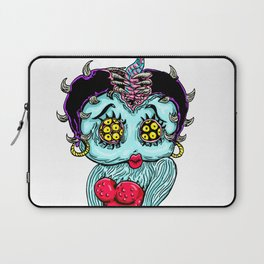 Monster Boop Laptop Sleeve