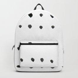 Modern boho dot Backpack