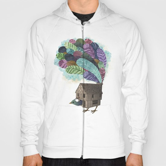 birdhouse revisited Hoody