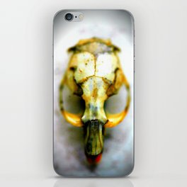 Gothic Mouse iPhone Skin