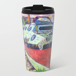 Claude's Boat Travel Mug