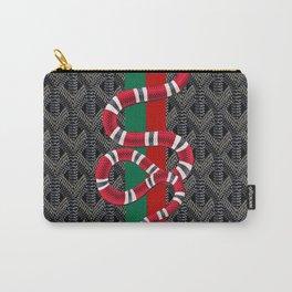 Bape Snake Black Carry-All Pouch