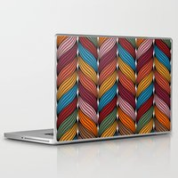 hipster Laptop & iPad Skins featuring Hipster by Rceeh