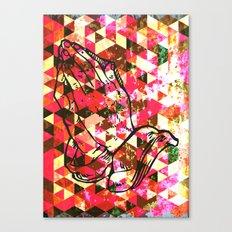 Prayer Prism Canvas Print
