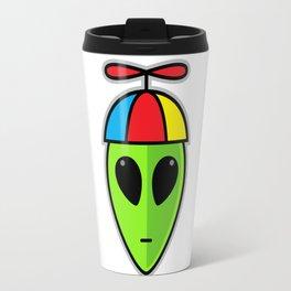 Alien Space Cadets Travel Mug