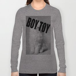 Boy Toy Cat  Long Sleeve T-shirt