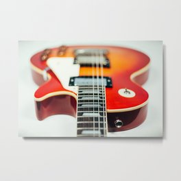 Fixing Your Nuts Metal Print