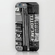 4th Avenue Hotel iPhone 6s Slim Case