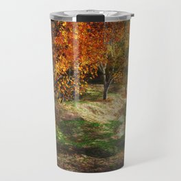 Fall Forest Travel Mug
