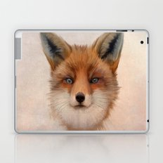 Vulpes vulpes - Red Fox Laptop & iPad Skin
