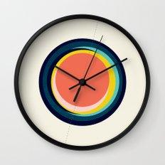 Future Globes 003 — Matthew Korbel-Bowers Wall Clock