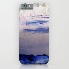 Winter Pond Slim Case iPhone 6s
