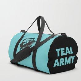 Ravens 17/18 Duffle Bag