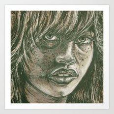 pecas2 Art Print