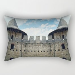 Soroca Fortress Moldova Rectangular Pillow