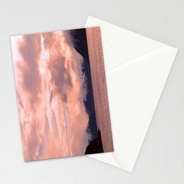 Rose Quartz Over Hope Valley Stationery Cards