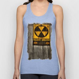 Fallout Shelter Unisex Tank Top