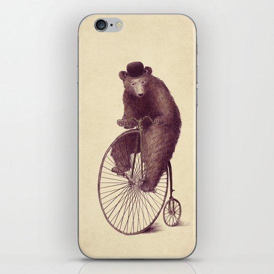 Morning Ride iPhone & iPod Skin