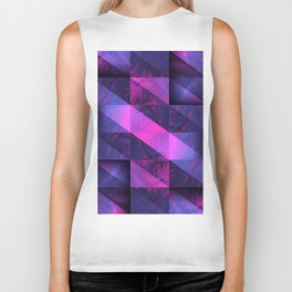 Deep Purple Biker Tank