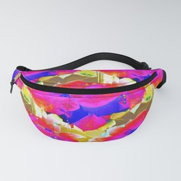 Poinsettias Fanny Pack