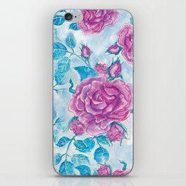 Evening Rose iPhone Skin