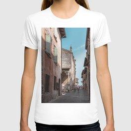 Italian roads T-shirt