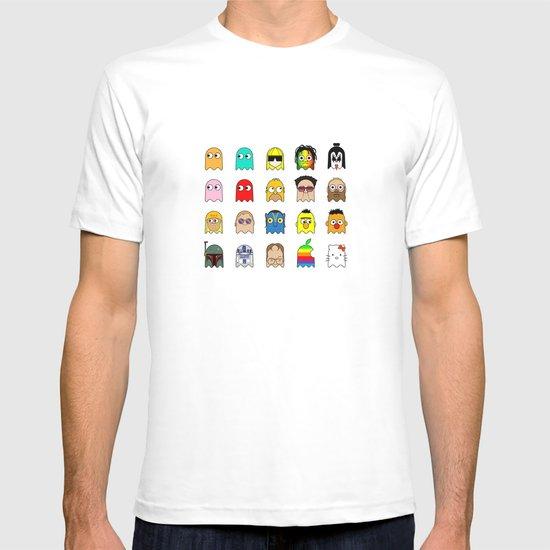 pac man T-shirt