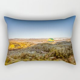 Iceland middle of nowhere Rectangular Pillow