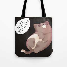 The Lazy Cat Tote Bag